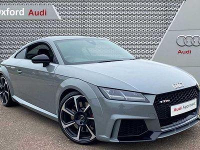 used Audi TT RS TT 2.5T FSIQuattro 2dr S Tronic