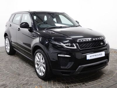 used Land Rover Range Rover evoque 2.0 Si4 HSE Dynamic 5dr Auto
