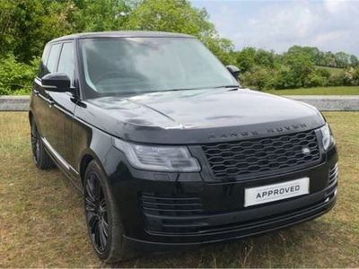 used Land Rover Range Rover 3.0 SDV6 Vogue SE 4dr Auto diesel estate