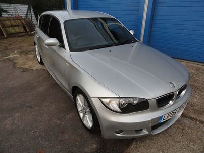 used BMW 116 1 Series 1.6 i M Sport 5dr