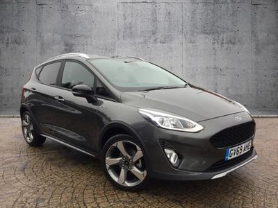 used Ford Fiesta ACTIVE 1 Hatchback 2019