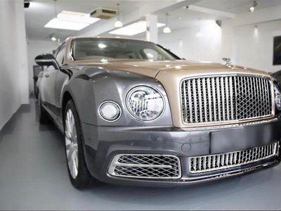 used Bentley Mulsanne 6.75 V8 Auto 4dr EWB