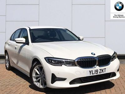 used BMW 318 3 Series d SE Saloon 2.0 4dr