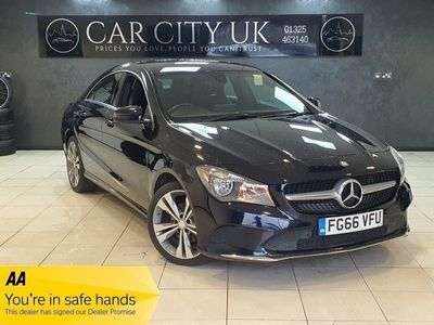 used Mercedes CLA220 CLD SPORT