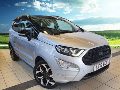 used Ford Ecosport 1.0 Ecoboost 125 St-Line 5Dr