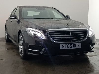 used Mercedes S350 S-ClassAmg Line 4Dr 9G-Tronic [Executive]