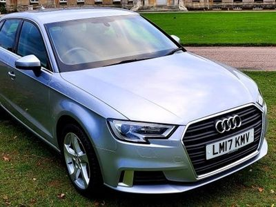 used Audi A3 Sportback Sport 1.4 TFSI (CoD) 150PS S Tronic auto (05/16 on) 5d