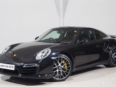 used Porsche 911 Turbo S 911 Turbo (991) Coupe 2d PDK