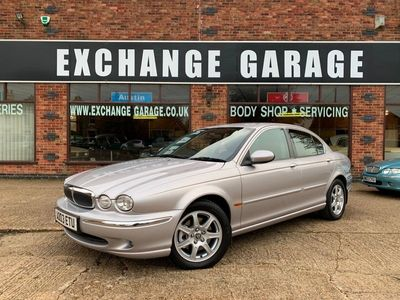 used Jaguar X-type 2.0 V6 SE 4dr