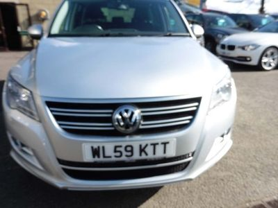 used VW Tiguan Estate 2.0 TDi BlueMotion Tech R Line (184bhp) (Nav) 5d DSG
