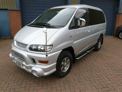 used Mitsubishi Space Gear Delica 3.0i Auto 4WDChamonix Model MPV 2002