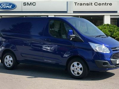 used Ford Custom Transit2.0 TDCi 130ps Low Roof Limited Van