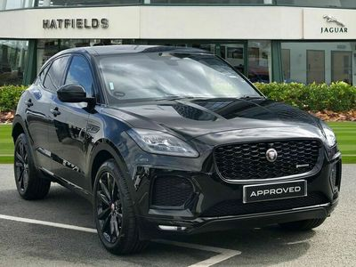 used Jaguar E-Pace NewD165 R-Dynamic S AWD Diesel MHEV 2.0 5dr