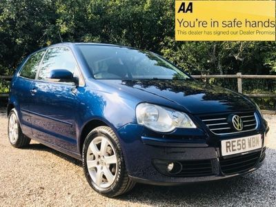 used VW Polo SPORT (103BHP) 1.6 3dr