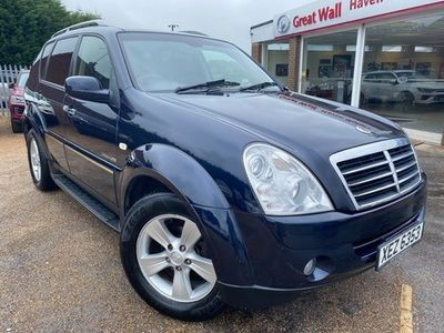 used Ssangyong Rexton 2009 (09) 270