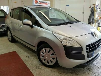 used Peugeot 3008 Estate 1.6 HDi Active 5d