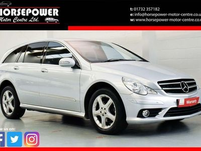 used Mercedes R320 R Class 3.0CDI Sport 7G-Tronic 5dr (5 seats)