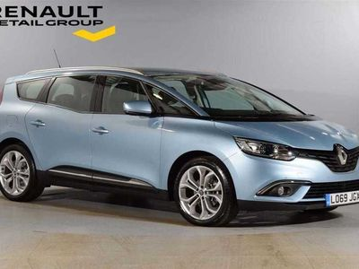 used Renault Grand Scénic 1.7 Blue dCi Iconic (s/s) 5dr