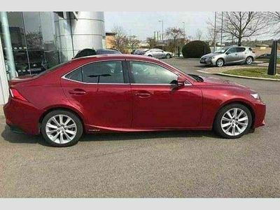 used Lexus IS300 2.5 Executive Edition E-CVT 4dr