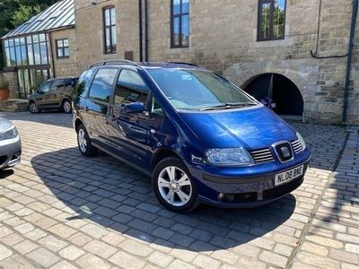 used Seat Alhambra 2.0 TDi PD Reference 7 5dr