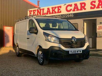 used Renault Trafic 1.6dCi SL27 115 Business Ready 4Work Storage Panel