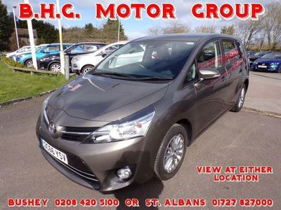 used Toyota Verso 1.6 V-matic Icon 5dr (7 Seat)