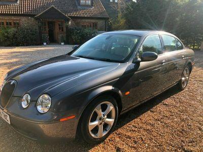 used Jaguar S-Type Saloon 2.7d V6 Sport 4d Auto