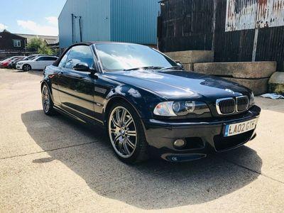used BMW M3 Cabriolet