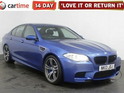used BMW M5 5 Series 4.44d 553 BHP Your dream car can become a reality with cartime's fantastic finance deals.