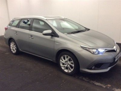 used Toyota Auris 1.8 VVT-h Icon Tech Touring Sports CVT (s/s) 5dr Auto