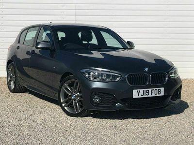 used BMW 118 1 Series D M SPORT