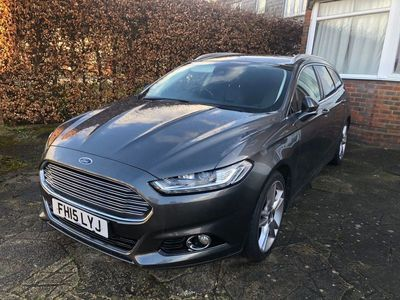 used Ford Mondeo 2.0T EcoBoost Titanium Auto (s/s) 5dr