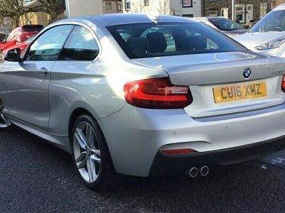 used BMW 220 2 Series d [190] M Sport 2dr Step Auto