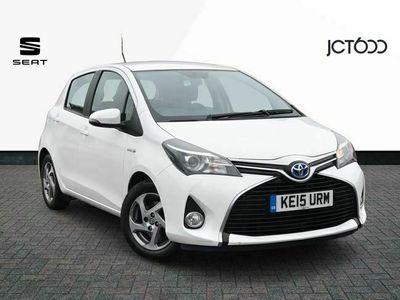 used Toyota Yaris Hybrid ICON hatchback
