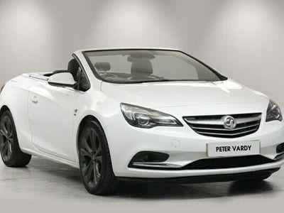 used Vauxhall Cascada 1.4T Elite 2dr