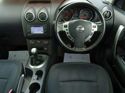 used Nissan Qashqai +2 1.6 n-tec 2WD 5dr