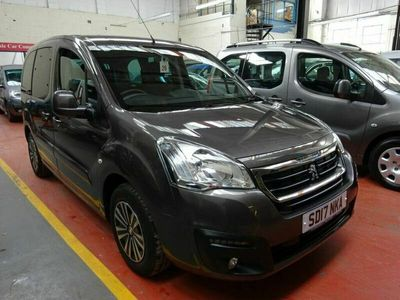 used Peugeot Partner Origin Combi WHEELCHAIR ACCESSIBLE HORIZON RE BLUE HDI S/S