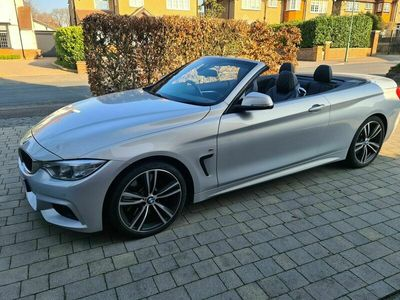 used BMW 425 4 Series 2.0 d M Sport Auto 2dr