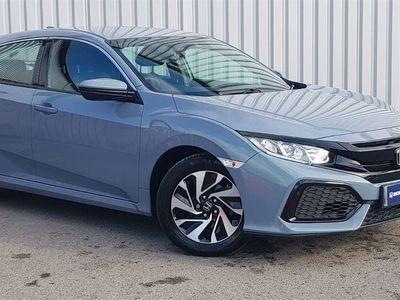 used Honda Civic 1.0 VTEC Turbo SE (s/s) 5dr