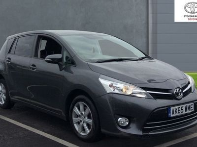 used Toyota Verso 1.8 V-Matic Icon 5-Dr