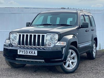 used Jeep Cherokee Station Wagon 2.8 CRD Limited 5d