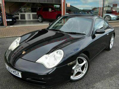 used Porsche 911 3.6 Targa Tiptronic S
