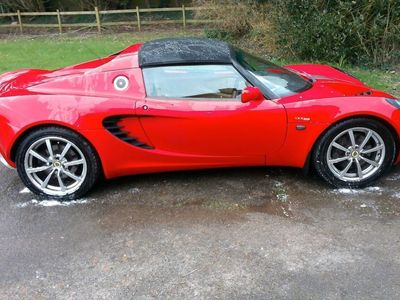 used Lotus Elise 1.8 111S 2dr