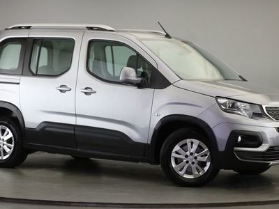 used Peugeot Rifter 1.5 BlueHDi Allure (s/s) 5dr
