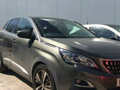 used Peugeot 3008 1.2 PureTech Allure SUV 5dr Petrol EAT (s/s) (130 ps)