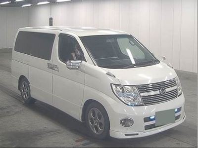 used Nissan Elgrand 2.5 Highway Star Urban - RESERVED, Black Leather - Twin Power Doors - High Grade 4