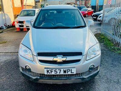 used Chevrolet Captiva 2.0 VCDi LTX 5dr Auto [7 Seats]