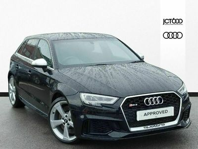 used Audi RS3 RS3TFSI 400 Quattro 5dr S Tronic 2.5