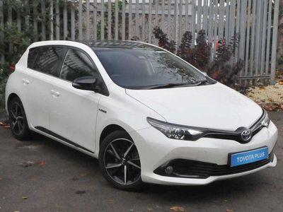 used Toyota Auris 1.8 Hybrid Design TSS 5dr CVT [Nav] Hatchback