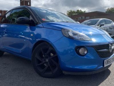 used Vauxhall Adam 1.2i Energised 3dr, 2017, Hatchback, 33205 miles.